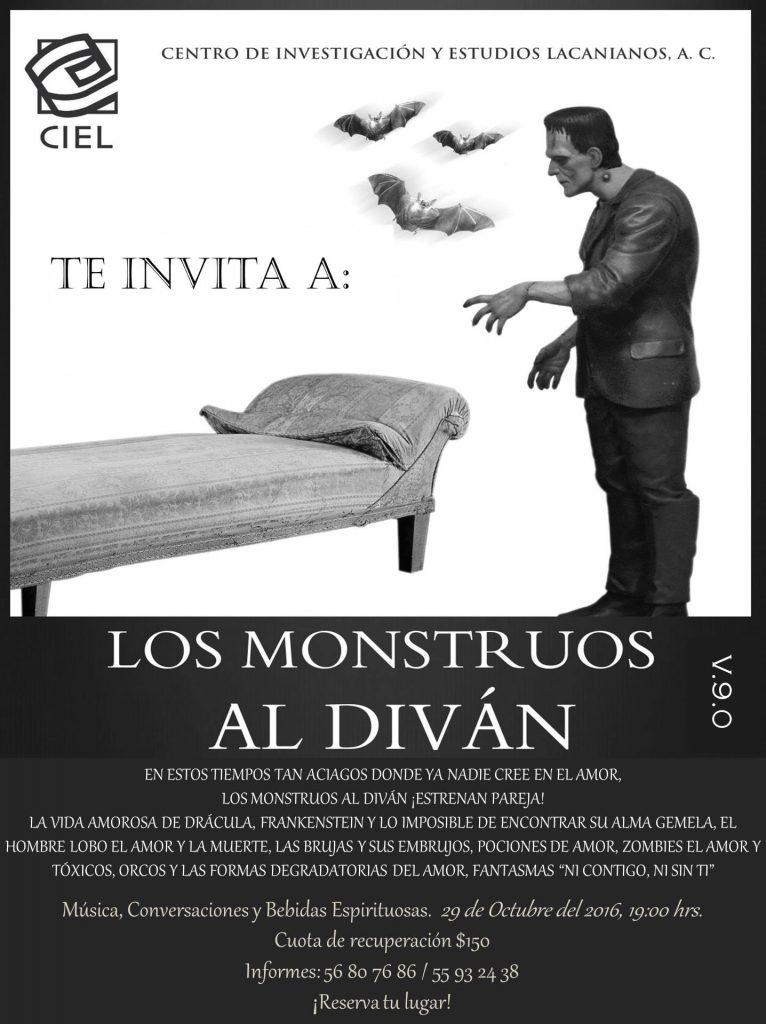 Monstruos al Diván